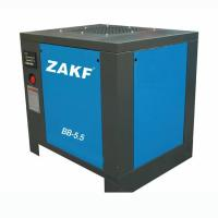 Buy cheap The  Powerful Zakf Series Blue 5.5hp 4kw Belt  Driving Compressor from wholesalers