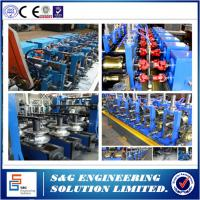 Quality 200Kw Welded Pipe Machine Pipe Welding Equipment 0.6 - 2.75mm Wall Thickness for sale