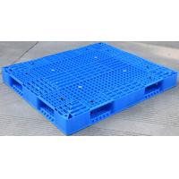 Wholesale Eco Friendly HDPE Plastic Pallets / Stackable Plastic Pallets With Reinforced Rims from china suppliers