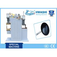 Wholesale HWASHI WL-CD-25K Capacitor Discharge Cookware Welding Machine for Non - Stick from china suppliers