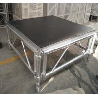 High technology portable aluminum stage platform for church , event , concert stage,