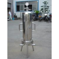 Wholesale 8R 9R Sanitary Filter Housing For Sugar Syrups and Beer Final Filtration from china suppliers