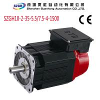 Wholesale Rated Torque 24 N.m 3.7KW High Precision  AC Spindle Servo Motor for CNC System from china suppliers