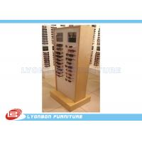 Wholesale Mall Center MDF Eyeglass Display Stands OEM ODM , Large Retail Display Stands from china suppliers