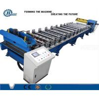 Wholesale High Efficiency Trapezoidal Roof Roll Forming Machine Durable Hydraulic Station from china suppliers