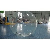 Wholesale Commercial Grade Clear Inflatable Balls On Water Pvc Tarpaulin from china suppliers