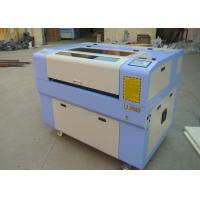 Wholesale 6090 9060 mini laser machine / laser machine for nonmetal / laser engrvaing and cutting machine with red light position from china suppliers