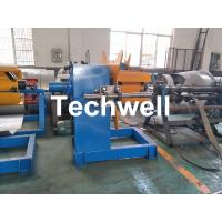 Wholesale Manual Decoiler / Uncoiler , Umbrella Type With Manual Expanding & Passive Uncoil For 5 Ton from china suppliers