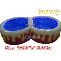 Wholesale Cute Ring - Shaped Kids Playground Equipment Indoor Mini Pool Games from china suppliers
