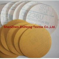 Wholesale Top quality coating hook loop sandpaper polishing disks kit from china suppliers