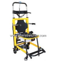 Wholesale High Strength Stair Stretcher , Adjustable Sliding Stair Climbing Wheel Chair from china suppliers