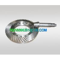Wholesale OEM Auto Parts Fan Bevel Gear Wheel , Precision Steel Bevel Ring Gears from china suppliers