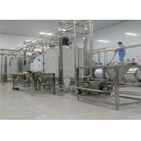 Wholesale Automatic Drinking Fresh Fruit Yoghurt / Flavoured Drinking Yogurt Production Plant from china suppliers