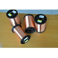 Wholesale Polyurethane Enameled Round Copper Wire 1UEW With High Electrical Conductivity from china suppliers