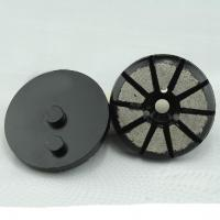 Wholesale 10 Seg Floor Grinding Pads With Post from china suppliers