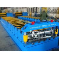 Buy cheap Corrugated Roof Panel Forming Machine from wholesalers