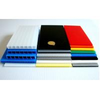 Wholesale PP Corrugated Plastic Sheet/PP Hollow Sheet/Polypropylene PP Hollow Plastic Sheet Board from china suppliers