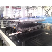 Buy cheap Heat insulation PVC plastic spanish roof tile for villa house/plastic tile making machine from wholesalers