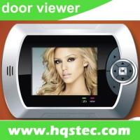 Wholesale 2.8-inch Digital Door Viewer with Infrared Detection Video Recording Photo and Shooting  HQS1006 from china suppliers