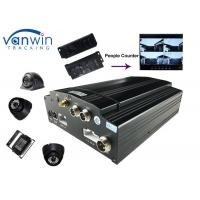 Wholesale Linux Vehicle Mobile DVR Wireless Tally Passenger Counter System WIFI GPS 3G Passenger from china suppliers