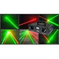 Wholesale AC110V - 130V 50HZ - 60HZ 100mW led theatre Master - Slave Laser beam lighting from china suppliers