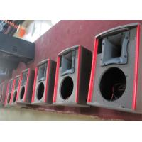 "Quality 750 Watt Nightclub Speaker Systems Durable With Two 15"" Woofers , SGS CE Listed for sale"