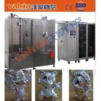 Wholesale PVD Vacuum Coating Equipment Ag Metallization / Silver Ion Plating For Resin Plaster from china suppliers