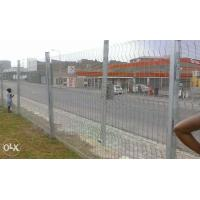 Wholesale Security fence: military site pvc coated clearvu no climb fence from china suppliers