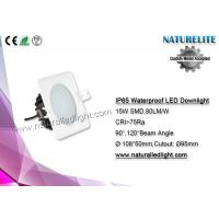 Wholesale 15W LED Downlight Led Ceiling Down Light  IP65 Waterproof For Shopping Malls from china suppliers