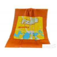 Wholesale 100% Cotton Personalized Beach Towels For Kids Different Color from china suppliers