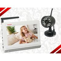 """Wholesale 7"""" LCD Wireless Signal Baby Monitor with 1 Piece Dual CCTV Camera Two way speaker CEE-BM88 from china suppliers"""