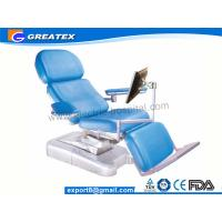Wholesale Hospital Dialysis Chair For blood collection , blood donor chair (GT-BC201) from china suppliers