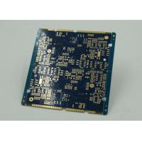 Wholesale 10 Layer FR4 PCB Board with Gold , Conductor Fingers IC Leads from china suppliers