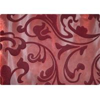 Wholesale Funky 100% Polyester Velvet Fabric Contemporary Upholstery Fabric from china suppliers