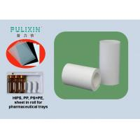Wholesale High Strength White 50 Mil Polystyrene Clear Polyethylene Sheeting Roll Of Plastic from china suppliers