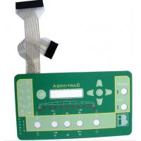 Wholesale PC Keyboard Membrane Switch For Farm Machinery 250V DC Insulation Resistance from china suppliers