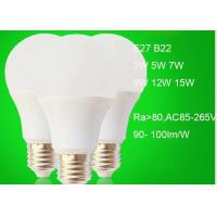 Wholesale Energy Saving LED Light Bulbs For Meeting Room 70mm Light Diameter Ra > 80 from china suppliers