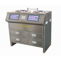 Wholesale Stainless Steel Cabinet Style Grinding Polishing Machine with Stepless Speed from china suppliers