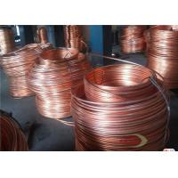 Wholesale High Purity Single Crystal Red Copper Rods For Electric Wire 8 - 300 mm from china suppliers