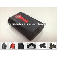 Quality Rechargeable Portable Battery Pack For Heated Underwears 2200mAh for sale
