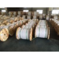 Wholesale 7 Strands 3 8 Inch Steel Messenger Cable ASTM A 475 EHS , Diameter 1.24-5.50mm from china suppliers
