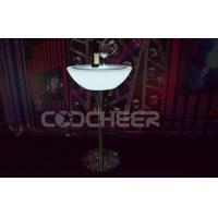 Wholesale Small And Bigger Led Cocktail Table Glowing Entertainment Led Lights For Cocktail Tables from china suppliers
