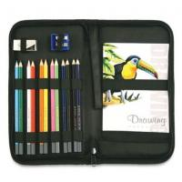 Wholesale ARTISTS DRAWING KEEP N' CARRY ART SET BY ROYAL & LANGNICKEL from china suppliers