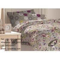 Wholesale Floral Design Bedding Sheet Sets And Sofa Cover Or Table Cloth from china suppliers