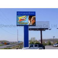 Wholesale P10 SMD Led Display Video 10mm Led Advertising Screens 3G Wifi Remote Control from china suppliers