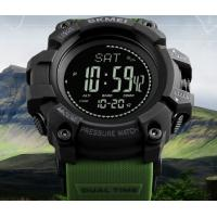 Buy cheap Skmei Fashion Outdoor Outdoor Adventure Weather Temperature Compass Pressure Altitudinal Waterproof 50m  Watch 1358 from wholesalers