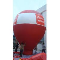 Wholesale Red Promotion Inflatable Advertising Products , Advertising Balloons For Rent from china suppliers