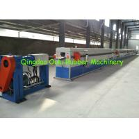 Wholesale Small EPDM Rubber Extrusion Line 20-40 Cubic Meter For Air Conditioner Insulation Foam Pipe from china suppliers