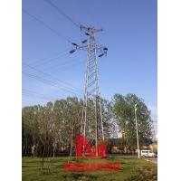 Wholesale 110KV single circuit angle tower from china suppliers