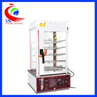 Wholesale Luxury vertical stainless steel bun steamer cabinet with 5 layers from china suppliers